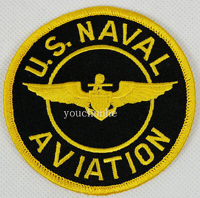 Us Naval Aviation Embroidered Military Patch -32263