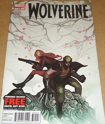 Wolverine # 315 - Cover A - Marvel Comics