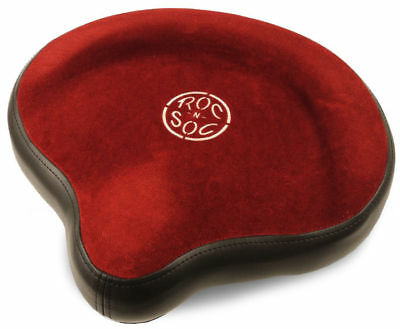 Roc n Soc Cycle Seat Drum Stool Top Red