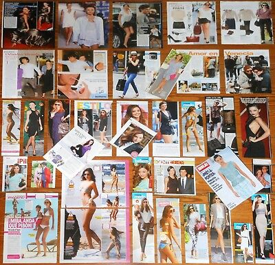 MIRANDA KERR spanish clippings 50 photos sexy top model pictures hot magazines