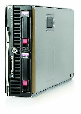 HP PROLIANT XW460C BLADE WORKSTATION 2x 72GB 10K SAS HDD XEON 1.8GB, 3GB MEMORY