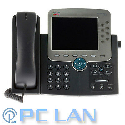 BRAND NEW Cisco Unified IP Phone 7942 CP-7942G