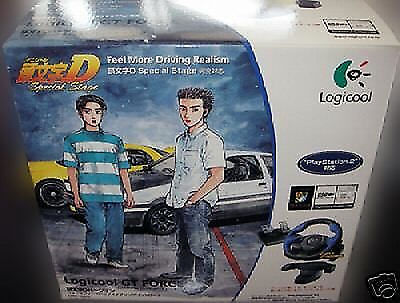 INITIAL D PS GT FORCE INITIAL D Version Import Japan