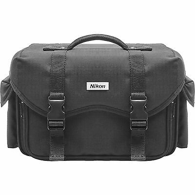 Nikon Digital SLR Camera Lens Case DSLR Gadget Bag NEW