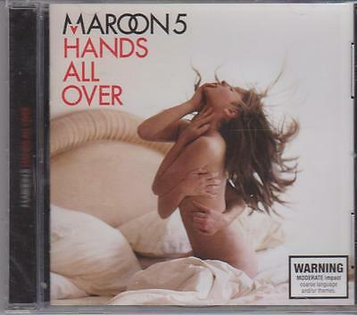 Maroon 5 - Hands All Over - Cd - New -
