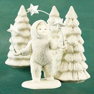 Dept 56 Snowbabies Look What I Can Do #68195 NEW (a2400)