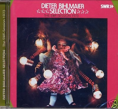 dieter bihlmaier selection   - the SWF session 1973  CD