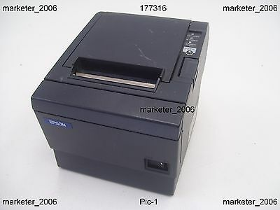 Epson Tm-T88Iiip M129C Parallel Interface Thermal Pos Receipt Printer Aus Seller