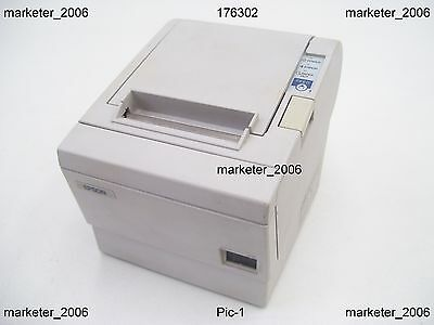 Epson Tm-T88Iiip M129B Parallel Interface Thermal Pos Receipt Printer Aus Seller
