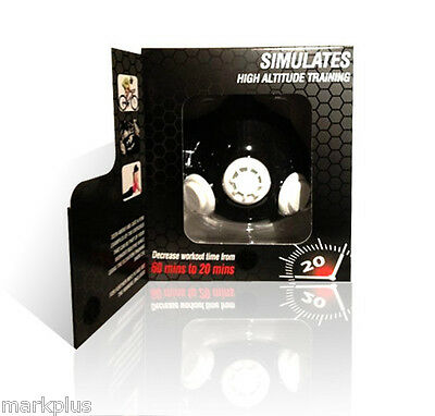 Elevation Training Mask 2.0  High Altitude MMA Fitness - Medium = 150 - 250 lbs.