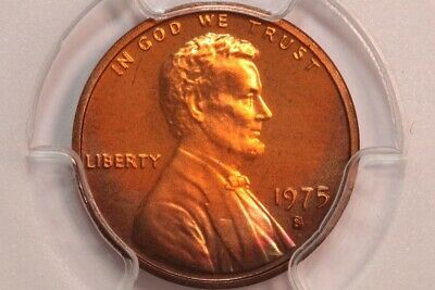 Magnificent 1975-S Lincoln Memorial Reverse PCGS Slab - Proof 67RB (26595436)