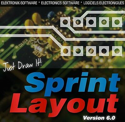 Sprint Layout 6.0 - PCB Design / ABACOM-Elektronik-Software