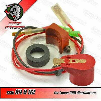 45D, 43D & 59D Powerspark Electronic Ignition Kit for Reliant Robin 850