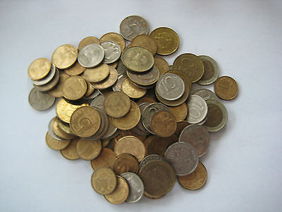 Lot Of 100 Vintage Collection Of Russian Coins # 3