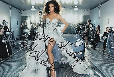 Singer & TV Alesha Dixon Hand Signed Photo 12x8""