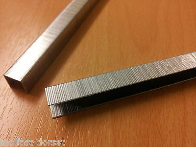 13 Series Staples 4mm - 10mm fit Rapid R13,R33,R63,R83,R135,R213 plus others...