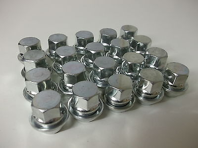 Ford Mondeo High Quality Replacement Wheel Nuts x 20 Alloy Wheels Only (PE1019)