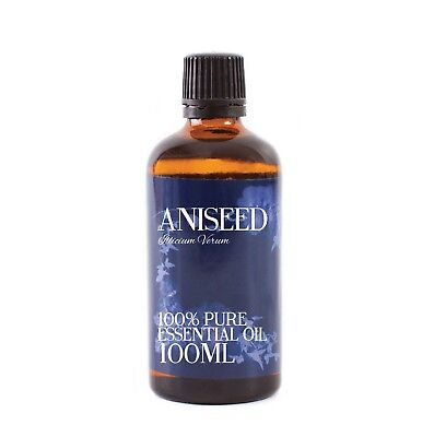 Mystic Moments | Aniseed  Essential Oil - 100% Pure - 100ml (EO100ANIS)