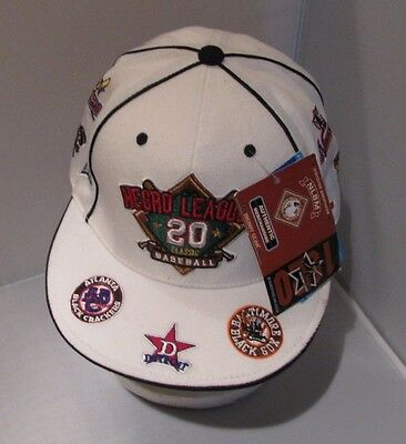 Negro League Classic Baseball Cap (Fitted)