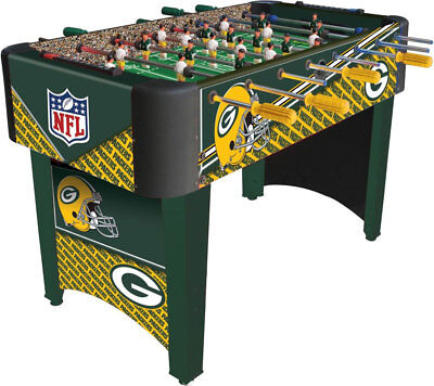 Imperial International Officially Licensed NFL Green Bay Packers Foosball Table