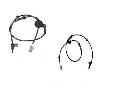 NEW For 2003-2007 Nissan Murano FRONT LEFT & RIGHT ABS WHEEL SPEED SENSORS Pair