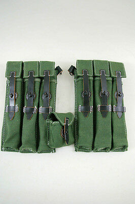 WWII german 40MP canvas ammo pouch replica