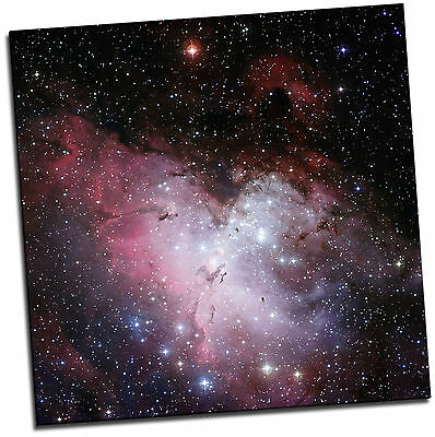 Eagle Nebula Messier Giclee Canvas Space Picture Art