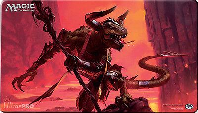Ultra Pro Magic MTG Core 2013 m13 Playmat Mindclaw Shaman v3 Free Shipping