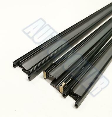 Pack of 6 Of Quality Replacment Rubber Refills For Front & Rear Wiper Blades