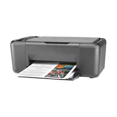 Cb735B Hp All In One Drucker Deskjet F2420 A4 Usb Tintenstrahldrucker Windows