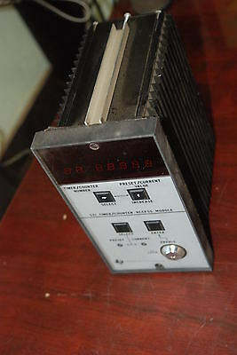 Texas Instruments 5TI-3201, Timer Counter Used