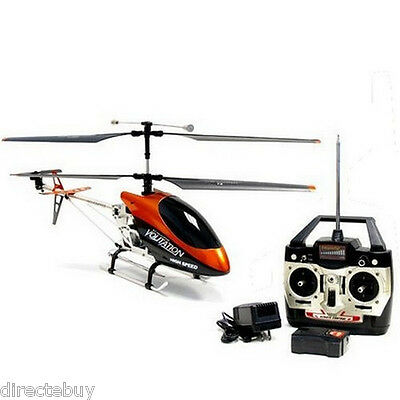 """Double Horse DH 9053 Volitation 26"""" 3CH Gyro Radio Control Metal RC Helicopter"""