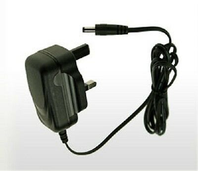 12V Roberts Stream 83i DAB Radio replacement power supply adaptor