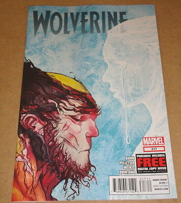 Wolverine # 317 - Cover A - Marvel Comics