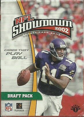 Nfl Showdown 2002 Ccg - Draft Pack