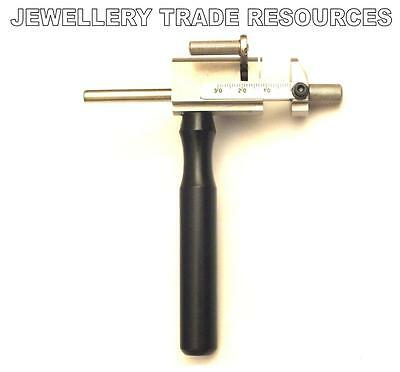 Jewellers & Silversmiths Wire & Tube Holder Clamping Cutting Filing Joint Tool