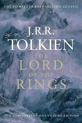 The Lord of the Rings: 50th Anniversary One Volume Edition by J.R.R. Tolkien (En