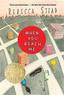 When You Reach Me by Rebecca Stead Paperback Book (English)
