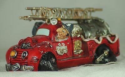 Model Fire Engine - Unusual Gift or Birthday Present