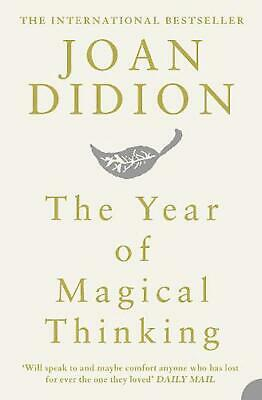 The Year of Magical Thinking by Joan Didion Paperback Book Free Shipping!