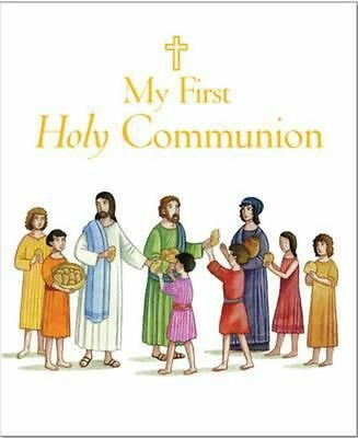 My First Holy Communion by Sophie Piper Hardcover Book (English)