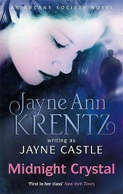 Midnight Crystal: Harmony Series, Book 7 by Jayne Krentz (English) Paperback Boo