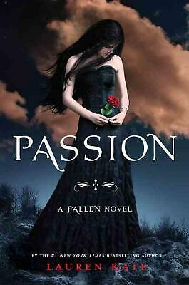 Passion by Lauren Kate (English) Hardcover Book Free Shipping!