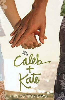 Caleb + Kate by Cindy Martinusen-Coloma (English) Paperback Book Free Shipping!