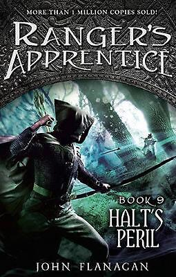 Halt's Peril by John Flanagan (English) Hardcover Book Free Shipping!