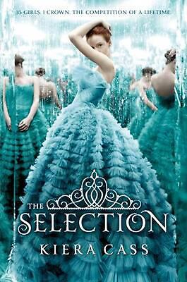 The Selection by Kiera Cass (English) Hardcover Book Free Shipping!
