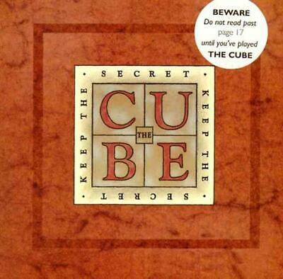 The Cube: Keep the Secret by Annie Gottlieb (English) Paperback Book Free Shippi