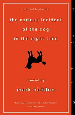 The Curious Incident of the Dog in the Night-Time by Mark Haddon (English) Paper