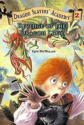 Revenge of the Dragon Lady by Kate McMullan (English) Paperback Book Free Shippi