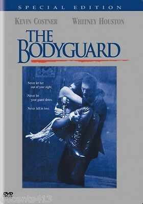 The Bodyguard (Special Edition Widescreen DVD) Whitney Houston, Kevin Costner